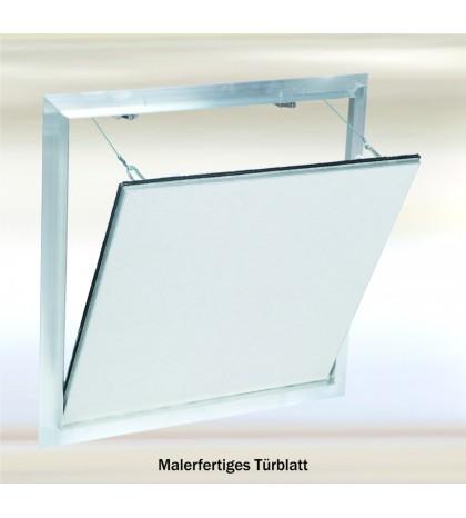 "System F2 AKL- Trampilla de aluminio ""a prueba de aire y polvo"" 400 x 400 mm / 12,5 mm"