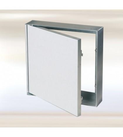 System MWS Trampilla fija para obra 500 x 500 mm. Placa hidro 12,5